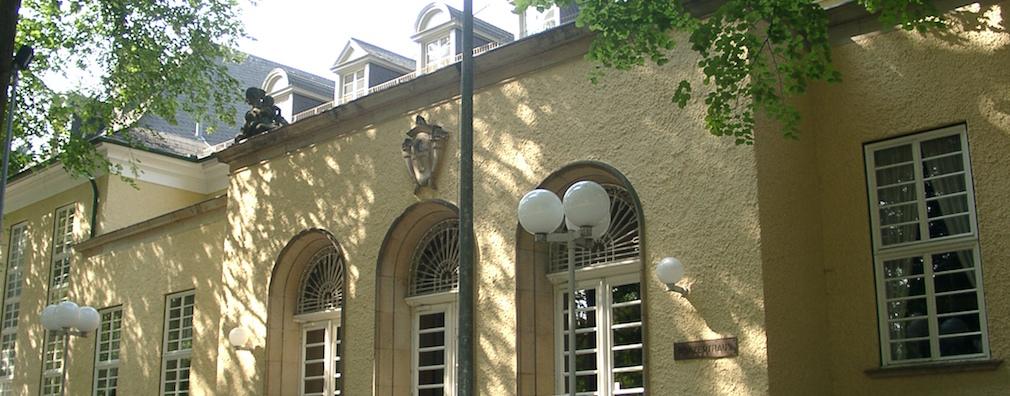 Konzerthaus Bad Pyrmont Adresse